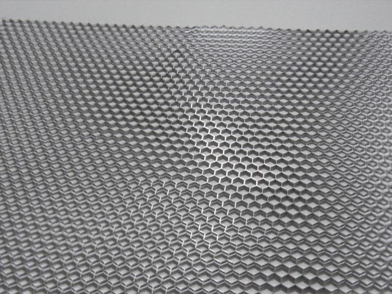 邊長為5(a=5)的常規鋁蜂窩芯