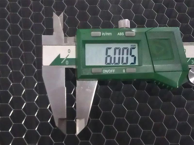 邊長為6.0(a=6.0mm)的常規鋁蜂窩芯